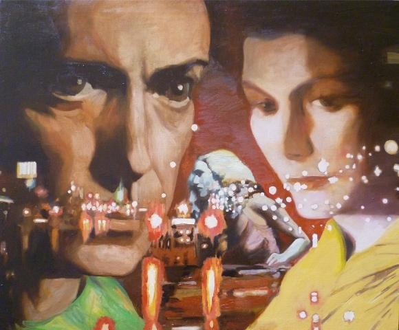 Night - VI,2010,oil,canvas,90x110