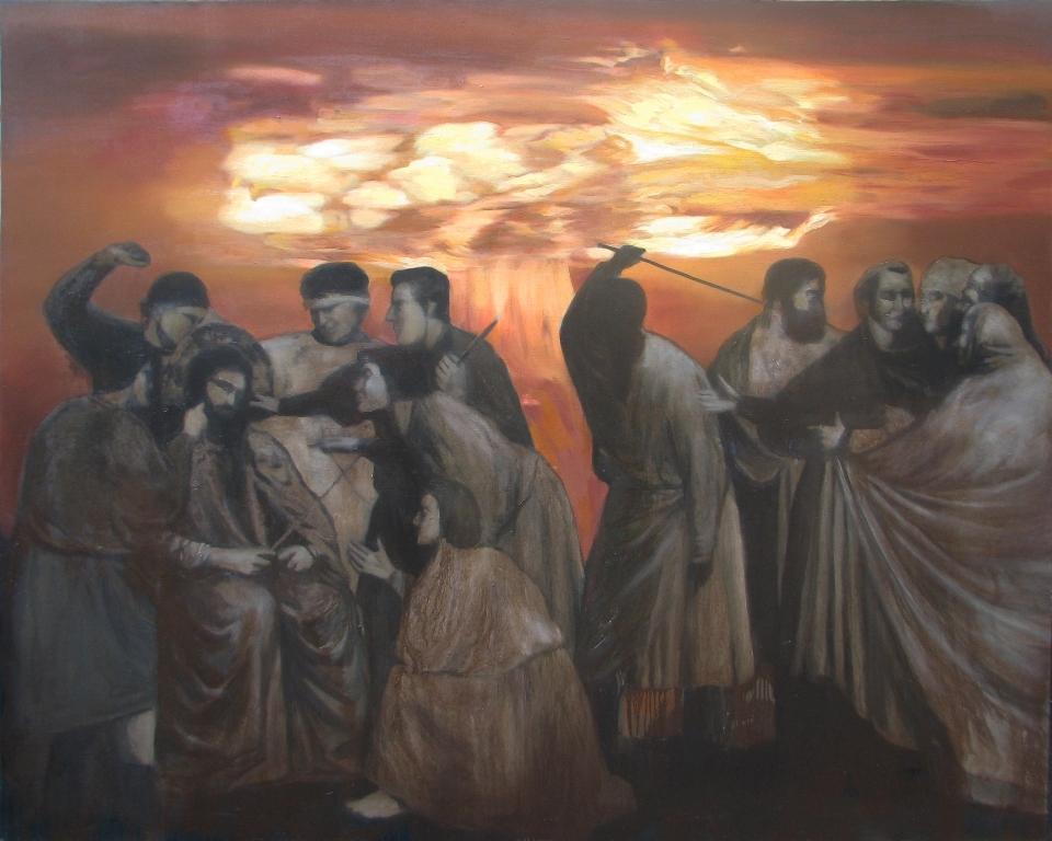 Test,2010,oil,canvas,180x225